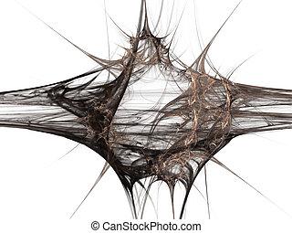 fibras, elástico