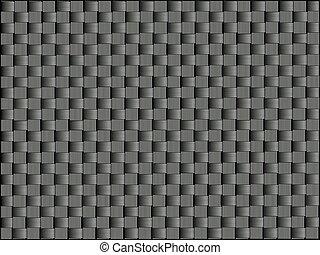 fibras, limite, crosswise, vetorial, fibra, carbono, graphics.