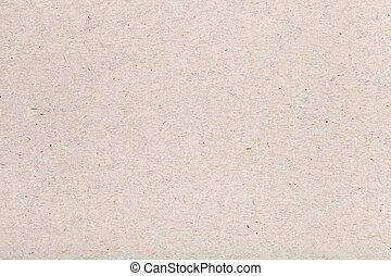 fibroso, carta, fondo, cartone