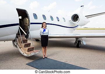 ficar, jato confidencial, airhostess