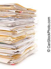 fichier, pile