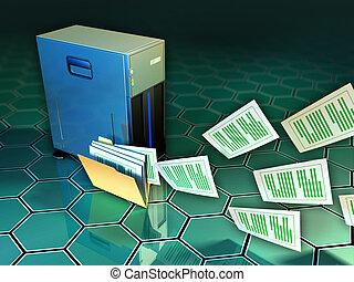 fichier, serveur