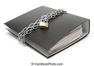 fichiers, protégé