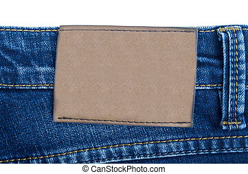 ficka, jeans