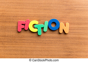 fiction colorful word