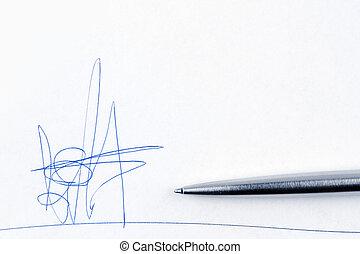 fictitious, assinatura