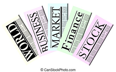 Fictitious Newspapers