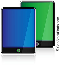 Touchscreen PC Tablet