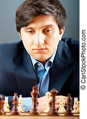 FIDE Grand Master Vugar Gashimov (World Rank - 12) from...