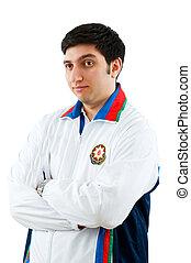 FIDE Grand Master Vugar Gashimov (World Rank - 12) from Azerbaijan