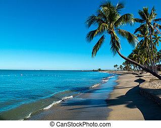 fidschi, sandstrand