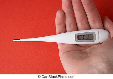 fieber, πυρετόs , -