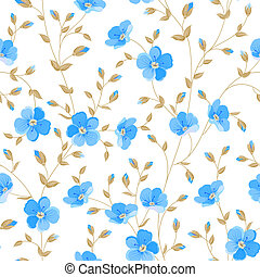 Field flowers wallpaper. - Field flowers wallpaper over...