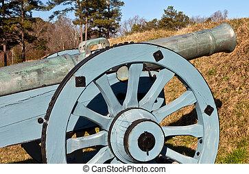 Field Gun Cannon