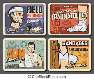 Field medicine courses, traumatology first aid - Medical ...