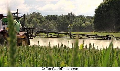field spray pesticide