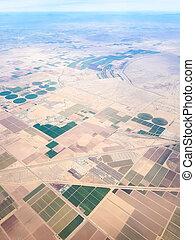 Fields of Arizona, USA