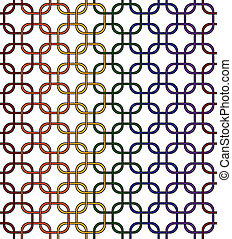 fierté, tissu, gay, fond couleur, textured, carrés, imbriqué