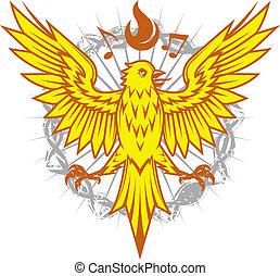 fiery, カナリア