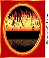 Fiery Blaze