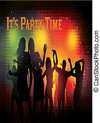 fiesta, gente
