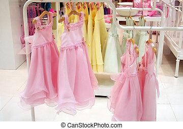 fiesta, girls\\\', vestidos
