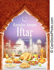 fiesta, iftar