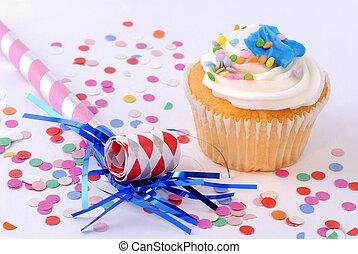 fiesta, pastel