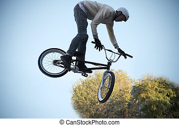 fiets, cycling, extreme sporten