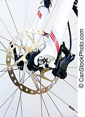 fiets, rem