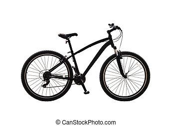 fiets, vrijstaand