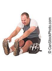 fietser, #8