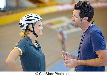 fietser, nieuw, raad