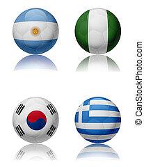 fifa, világbajnokság, 2010, -, csoport, b betű