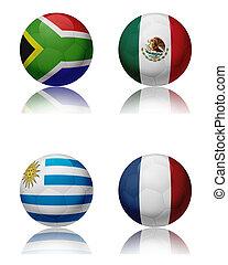 fifa, világbajnokság, 2010, -, csoport, egy