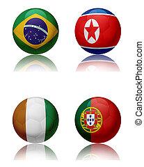 fifa, világbajnokság, 2010, -, csoport, g betű