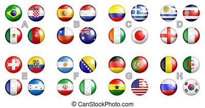 fifa, világbajnokság, 2014, brazília, alakzat