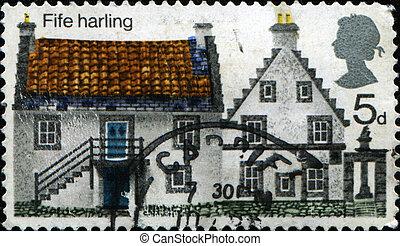 Fife Harling house