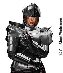 Fifteenth Century Medieval Knight