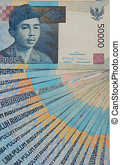 Fifty thousands of Indonesian Money
