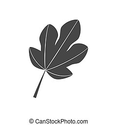 Fig Leaf Icon