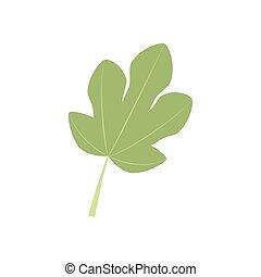 Fig Leaf Icon
