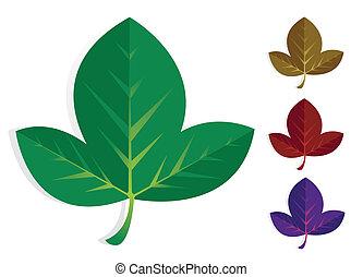 Fig leaf set