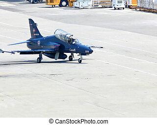 Fighter plain 2023