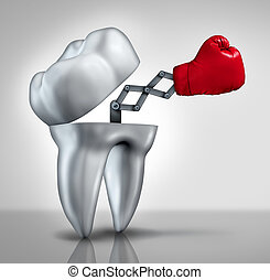 Fighting Cavities - Fighting cavities and dental health care...