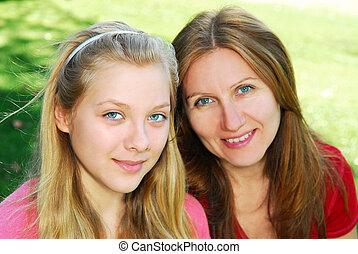 figlia, madre