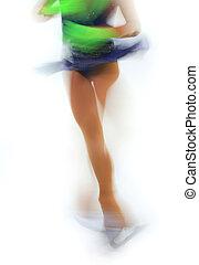 figur skøjteløber
