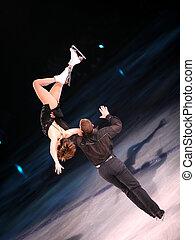 figur, skaters