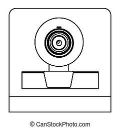 figure digital webcam technology computer