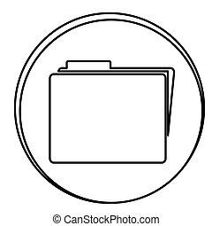 figure file emblem icon